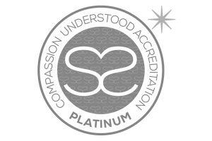 Platinum Compassion Accreditation